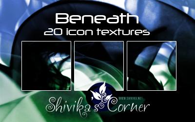 Beneath Icon Textures by spiritcoda