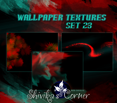 Wallpaper Texture Set 23 by spiritcoda