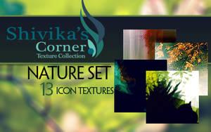 Nature Set 13 Icon Textures by spiritcoda