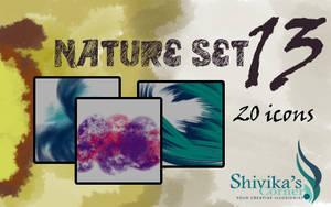 Nature Set 13 by spiritcoda
