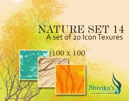 Nature Set 14- Icon Textures by spiritcoda