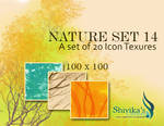 Nature Set 14- Icon Textures