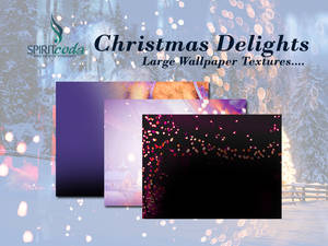 Wallpaper Textures- Christmas Delight
