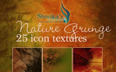 Nature Grunge - Icon Textures