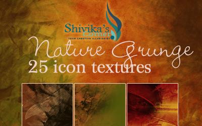 Nature Grunge - Icon Textures by spiritcoda