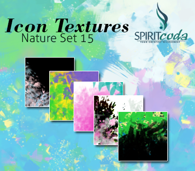 Nature Set 15- Icon Textures by spiritcoda