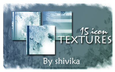 Nature Set 2 Icon Textures by spiritcoda