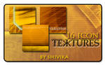 Ancient Golden Icon Textures
