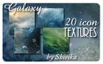 Galaxy Icon Textures