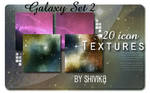 Galaxy Set 2 Icon Textures