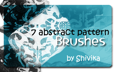 Abstract Pattern Brushes by spiritcoda