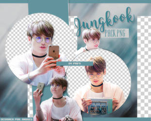 Jungkook // PACK PNG AnggeS by AnggeS