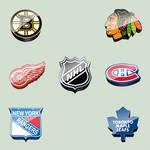 NHL - Original Six Icons