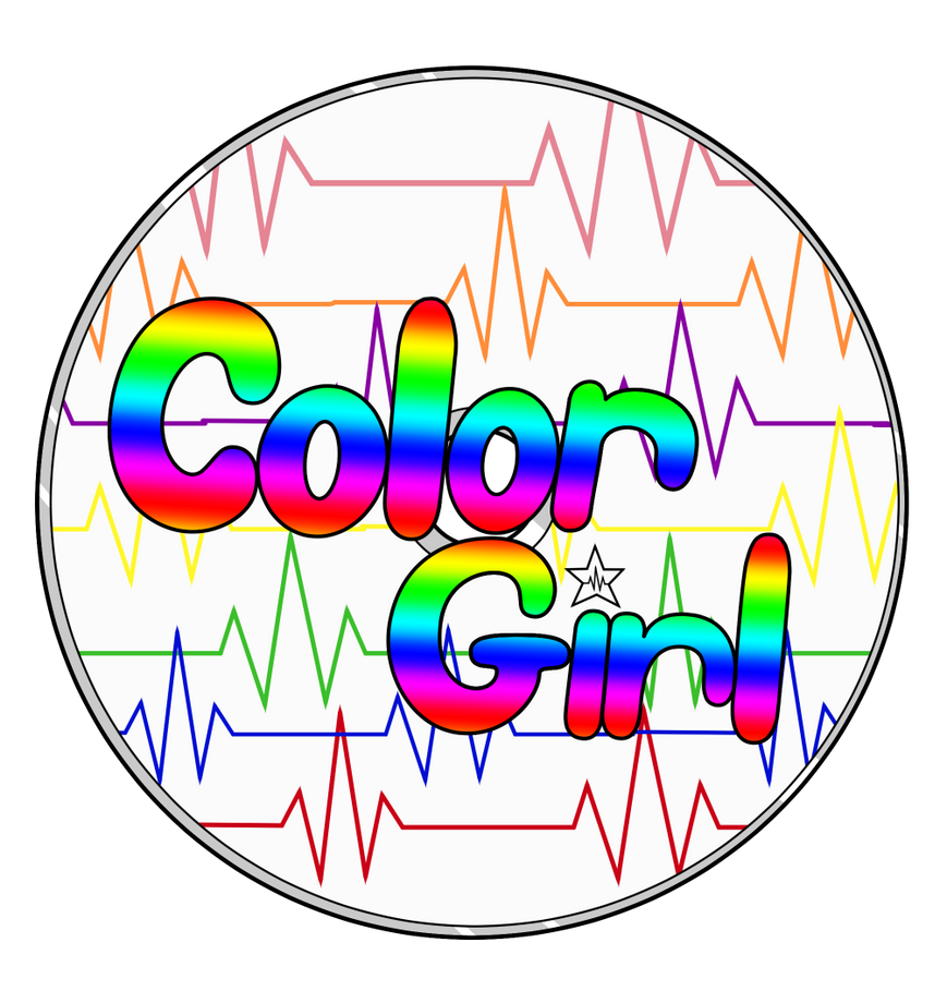 Color Girl-First Color by Oxdarock
