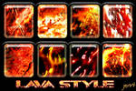 Lava Styles