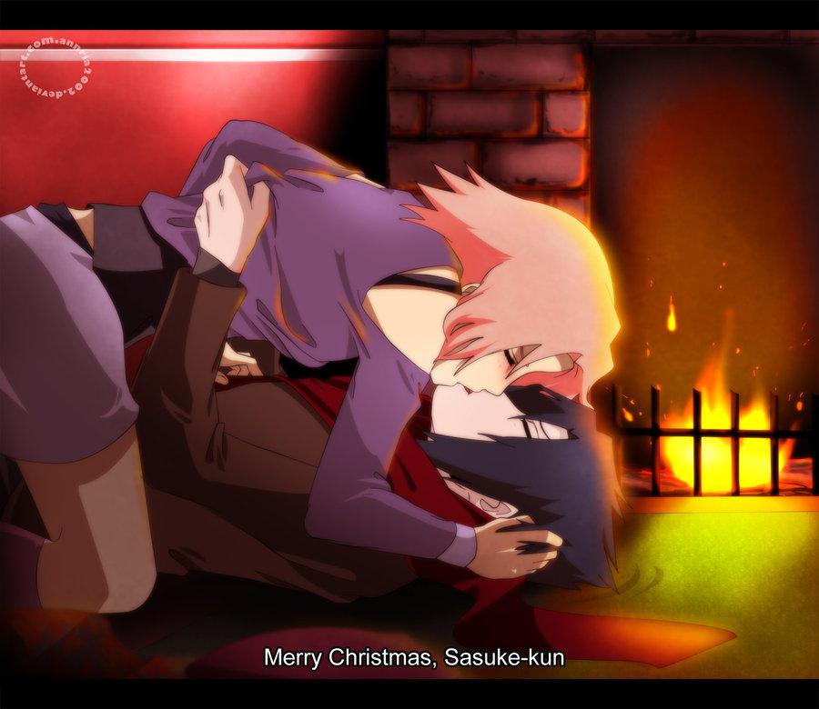 SasuSaku Christmas FanFic by Akarui-Sakura on DeviantArt