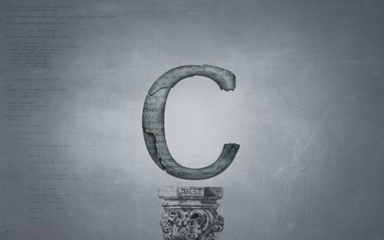 C ANSI stone