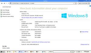 Windows Whistler Watercolor for Windows 8/8.1