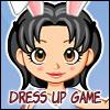 Easter dress up game by meririm
