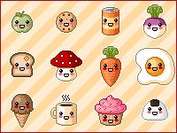 Cute icons pack by meririm