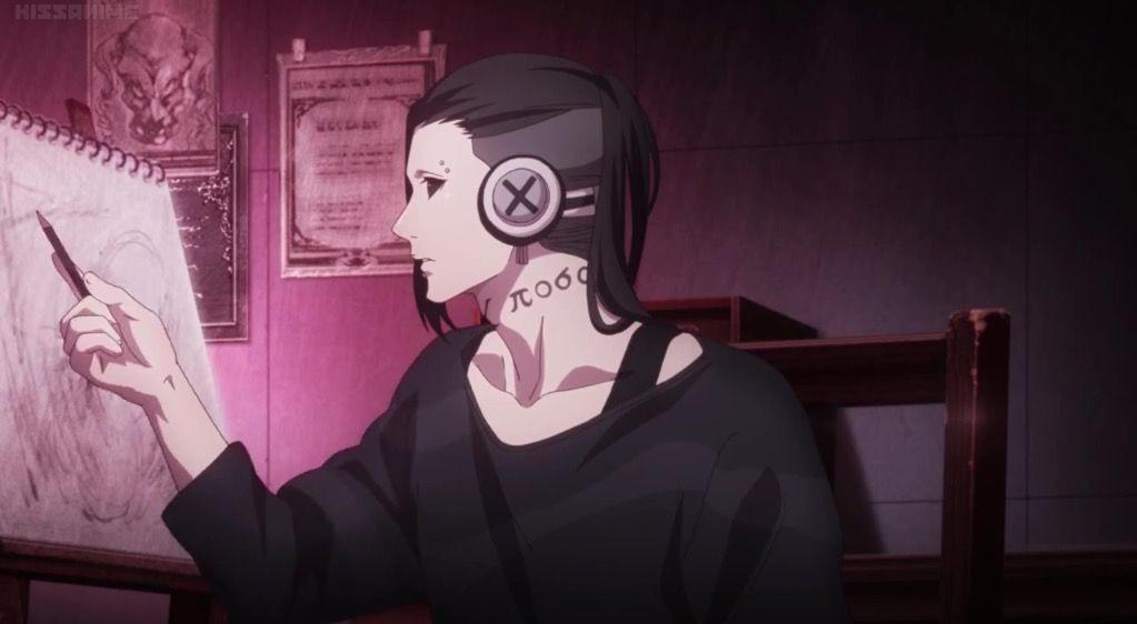 Tokyo Ghoul on AnimeXReaderInsert - DeviantArt