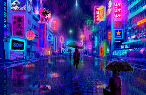 Tsuyu...Plum Rain in Osaka