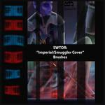 SWTOR: Imperial/Smuggler Cover Brush by BojanaJokic