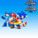 Smash 4 - Heroes!
