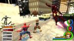 Kingdom Hearts - Marvel World