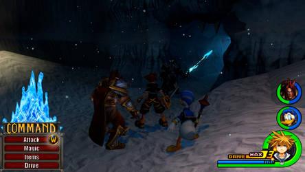 Kingdom Hearts - World of Warcraft by Vitor-Aizen