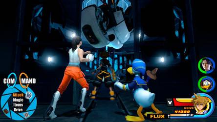 Kingdom Hearts - Portal World