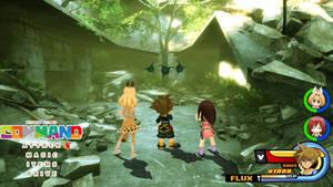 Kingdom Hearts - Kemono Friends World