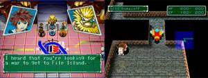 Kingdom Hearts - Digimon World 2 World