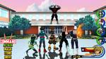 Kingdom Hearts - My Hero Academia World