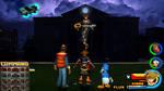 Kingdom Hearts - Back to the Future World