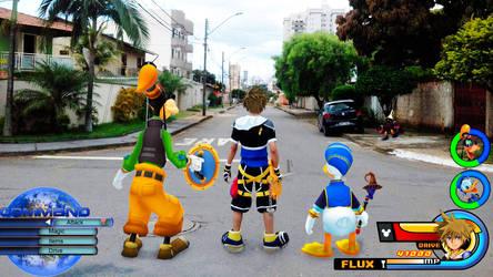 Kingdom Hearts - Real World