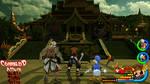 Kingdom Hearts - Asura's Wrath World