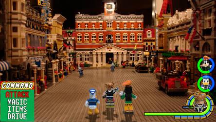 Kingdom Hearts - LEGO World