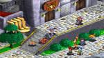 Kingdom Hearts - Digimon World 3 World