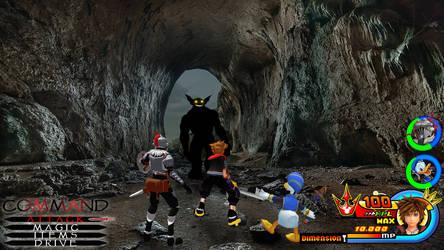 Kingdom Hearts - Goblin Slayer World by Vitor-Aizen