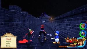 Kingdom Hearts - Robin Hood (Disney) World by Vitor-Aizen