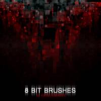 8 Bit Brushes by contaminateddirt