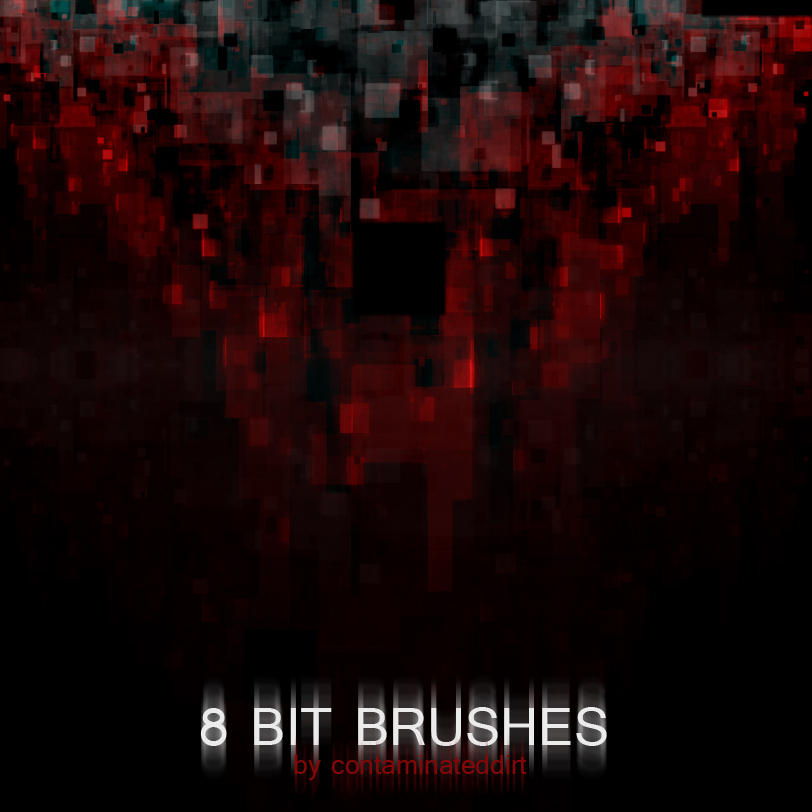 8 Bit Brushes by contaminateddirt
