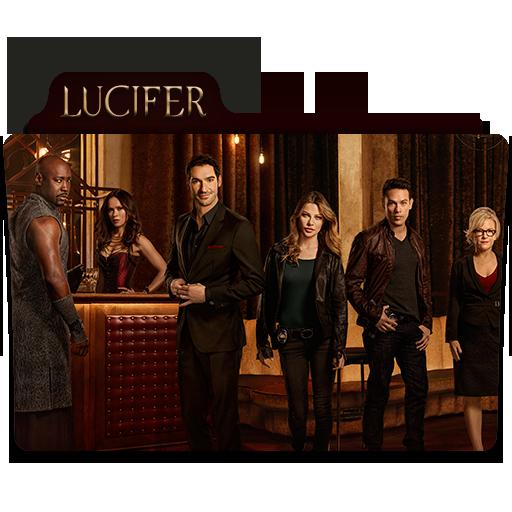 Lucifer Season 1: Lucifer Season1 Folder Icon By Nallan01 On DeviantArt