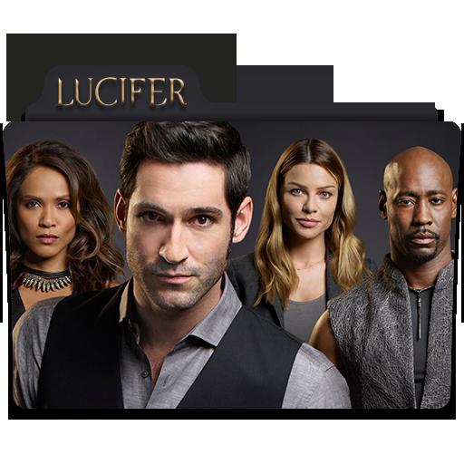 Lucifer Season 1: Lucifer Season1 Folder Icon2 By Nallan01 On DeviantArt