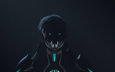 Frost (Animated) by s1n3z