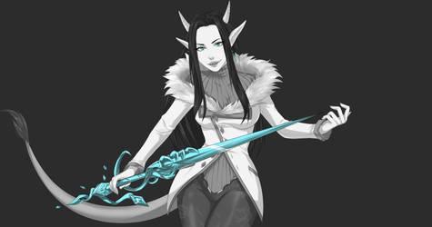 Kiska sword