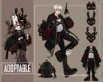 [ CLAIMED ] Masks Adoptable
