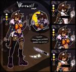 [CLOSED]  Werewolf adopt (animation) by ShadeAlienFox