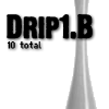 Drips Brushes PSP8 IP by glass-prism